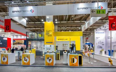 Realisatie stand ISH 2019 / Frankfurt